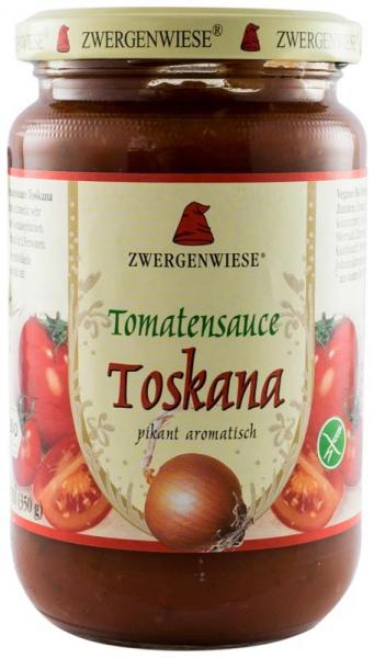 Sos BIO de rosii Toskana, 340 g ZWERGENWIESE 0