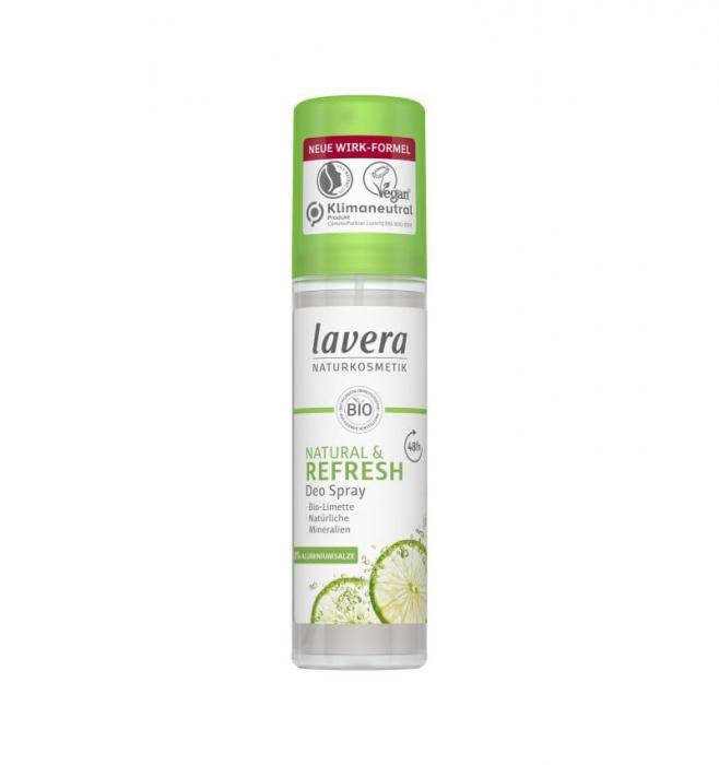 Spray deodorant bio refresh, 75 ML LAVERA [0]