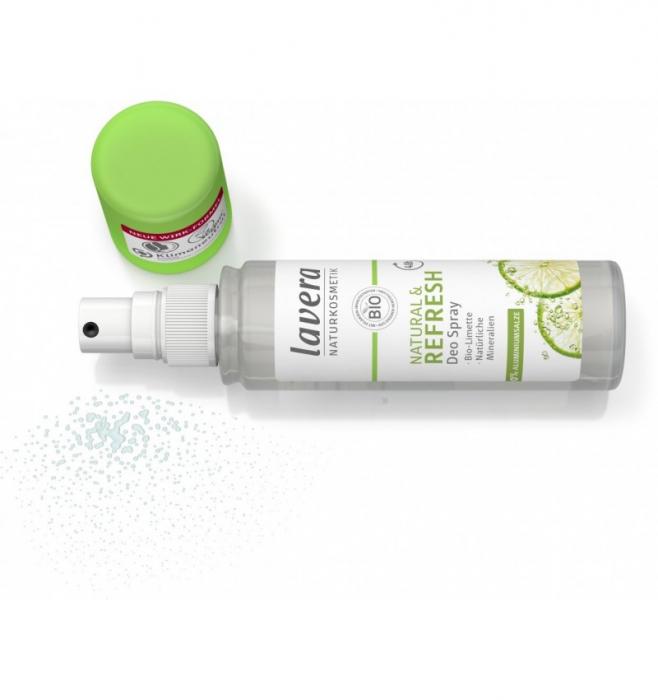 Spray deodorant bio refresh, 75 ML LAVERA [1]