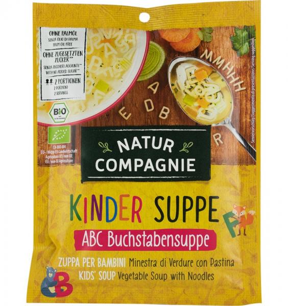 Supa Alfabet, bio, 50 g NATUR COMPAGNIE 0
