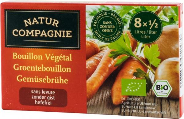 Supa bio de legume, 80 g NATUR COMPAGNIE 0