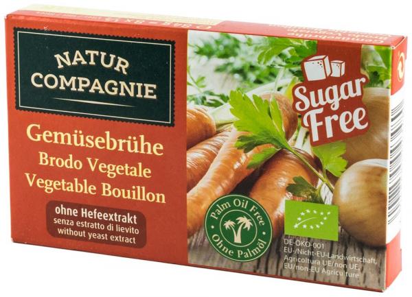 Supa BIO de legume, 84g NATUR COMPAGNIE 0
