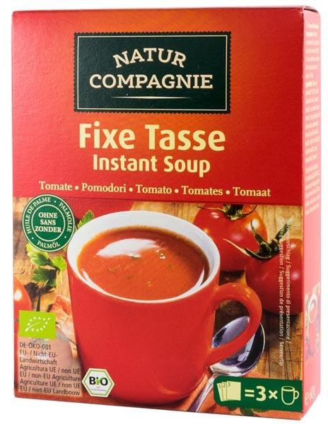 Supa bio instant de Rosii, 3x20g NATUR COMPAGNIE 0