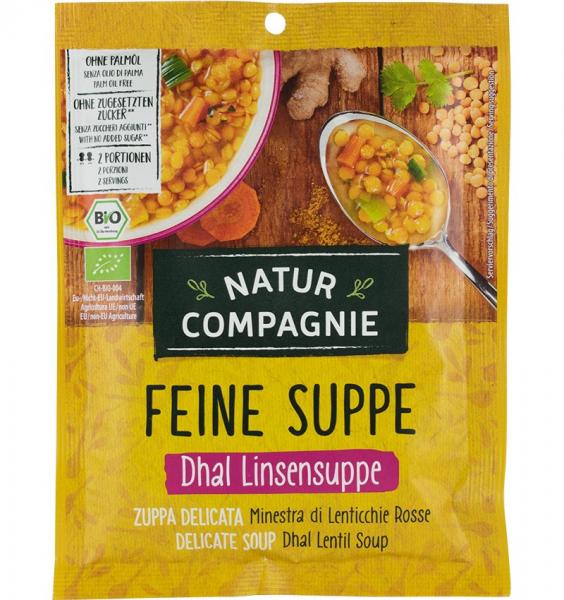Supa crema Bio de linte, 60 g NATUR COMPAGNIE 0