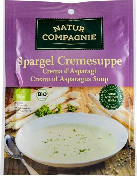 Supa crema de sparanghel, bio, 40 g NATUR COMPAGNIE 0