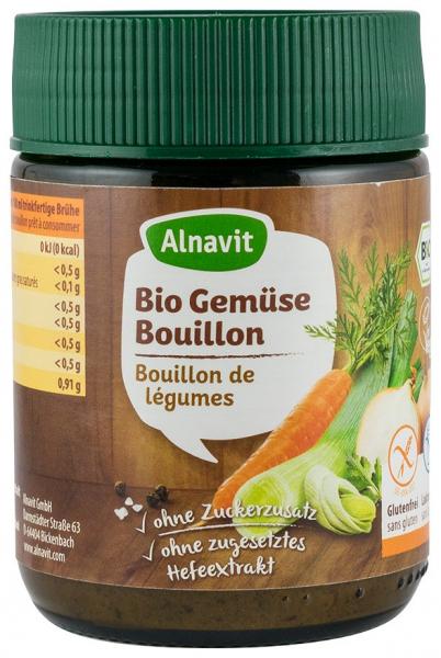 Supa de legume Bio (13,5%) instant, fara gluten, 165 g Alnavit 0