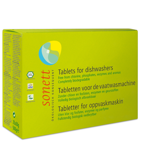 Tablete ecologice pentru masina de spalat vase 500g 0