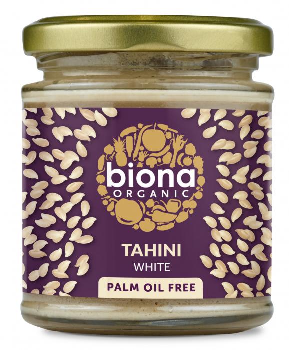 Tahini din susan alb raw bio 170g Biona [0]