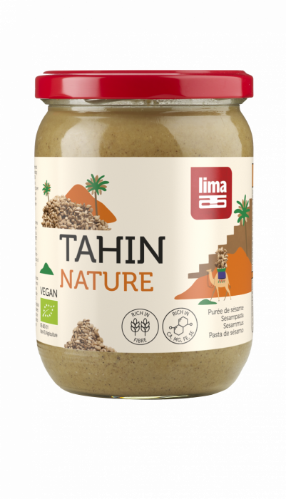 Tahini din susan integral bio 500g Lima [0]