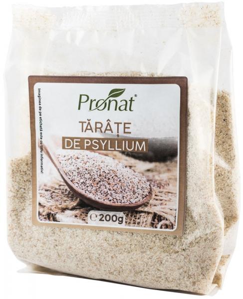 Tarate de psyllium, 200 g 0