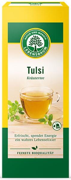 Tulsi, ceai BIO din plante, 30g LEBENSBAUM 0