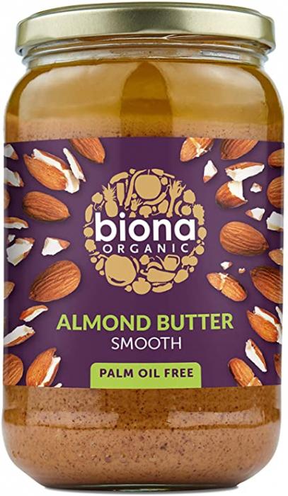 Unt de migdale smooth eco 350g Biona 0