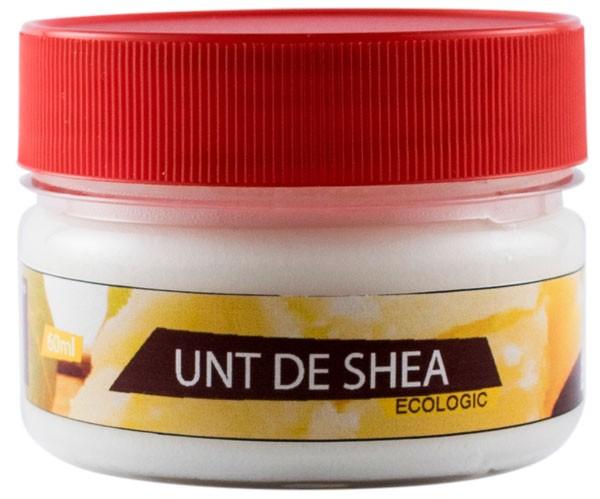 Unt de Shea Bio, 60 ml 0