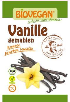 Vanilie Bio macinata, 5 g Biovegan [0]