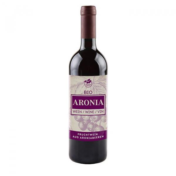 Vin de Aronia Bio, 750ml,  11,5% alcool Aronia Original 0