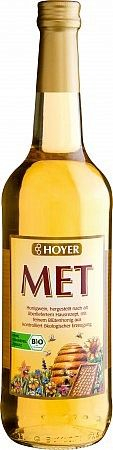 Vin din miere Bio MET, 0.7L Hoyer 0