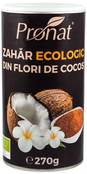 ZAHAR DE COCOS BIO 270 g 0
