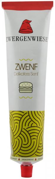 ZWENF - Mustar BIO Delicatesa, putin condimentat 200 ml ZWERGENWIESE 0