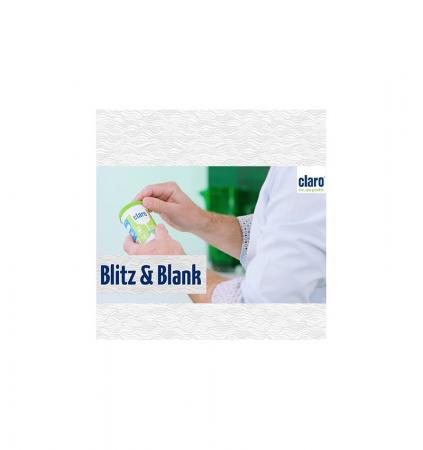 CLARO - pulbere concentrata pentru intretinerea masinii de spalat vase, 160G CLARO [1]