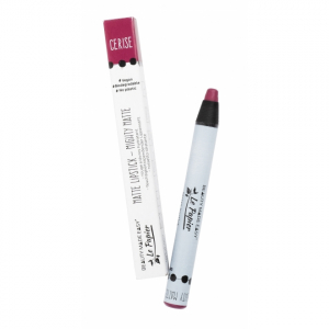 Creion - ruj hidratant mat, CERISE, zero plastic, 6 g0