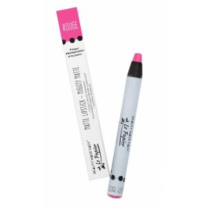Creion - ruj hidratant mat, ROUGE, zero plastic, 6 g0