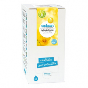 Detergent lichid ecologic pentru vase cu lamaie 5L0