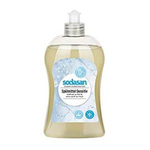 Detergent lichid ecologic pentru vase sensitiv 500ml0