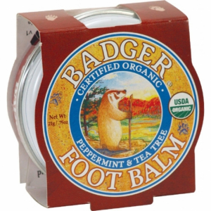 Mini balsam pentru picioare obosite, calcaie crapate, 21 g0