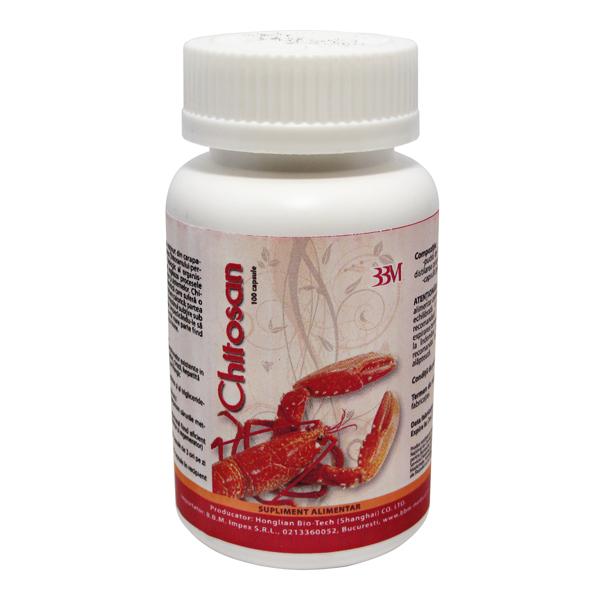 Chitosan - 100 Capsule 0