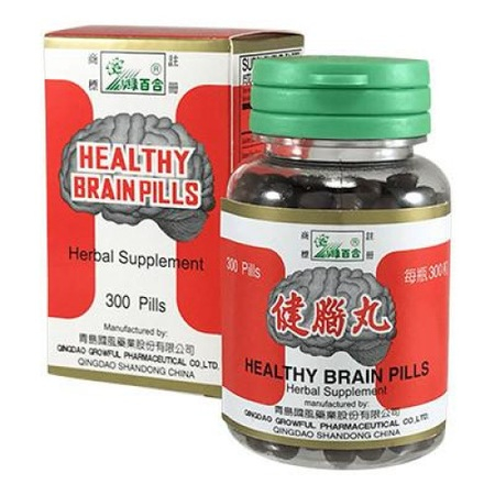 Jiannao Pills (Healthy brain) - 300 Tablete 0