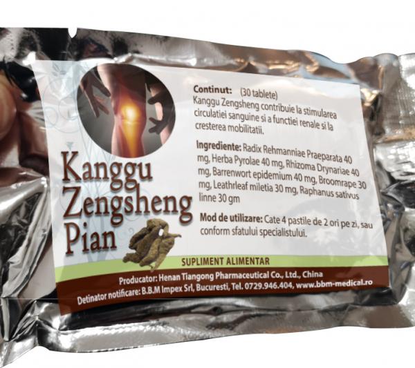 Kanggu Zengsheng Pian - 30 Tablete 0