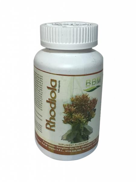 Rhodiola - 100 Capsule [0]