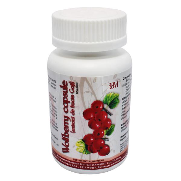 Wolfberry Capsule - 60 Capsule 0