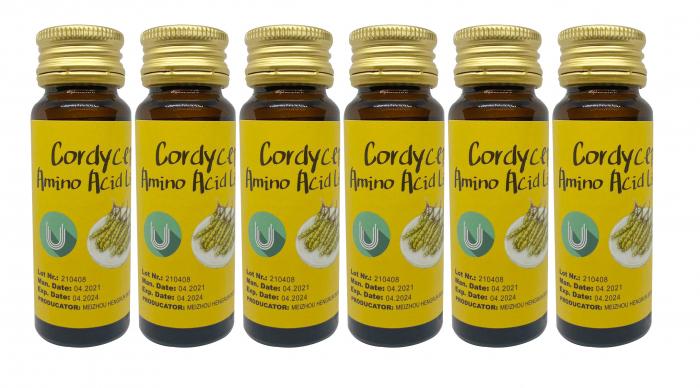 Cordyceps lichid (6 fiole x 30 ml) [3]