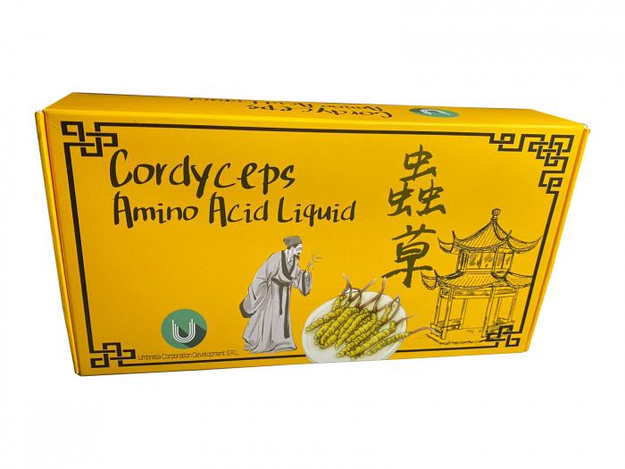 Cordyceps lichid (6 fiole x 30 ml) [0]