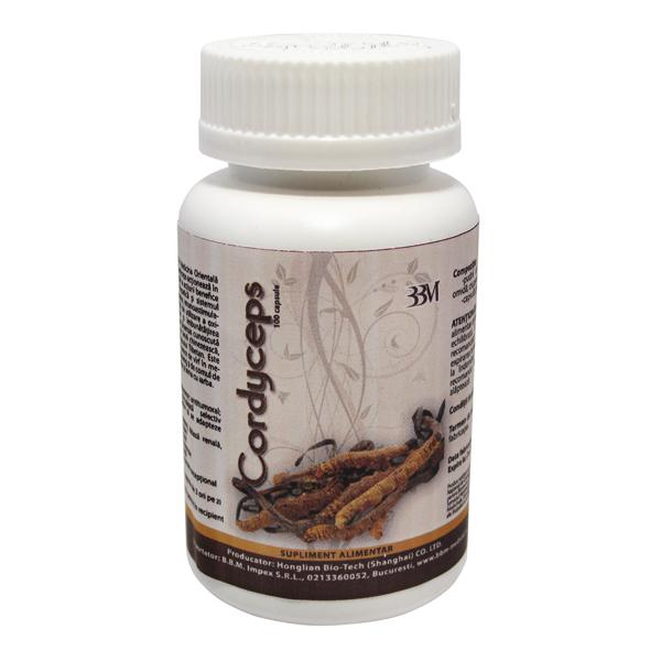 Cordyceps Sinesis 100 Capsule 0