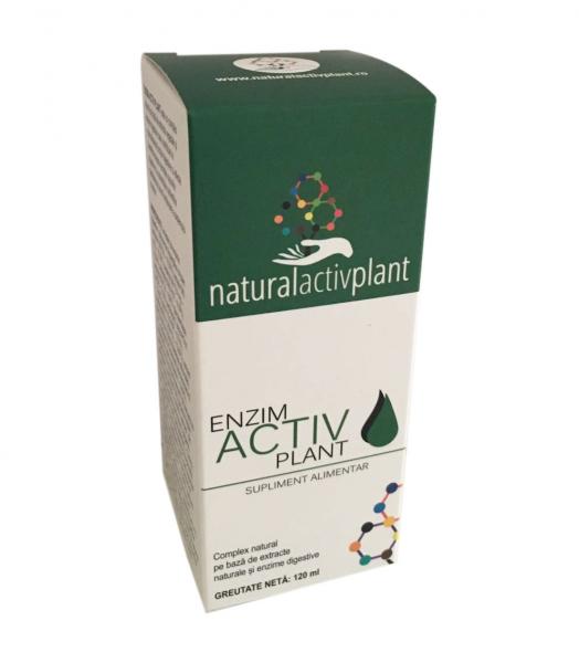 Enzim ACTIV Plant Sirop 120 ml [0]