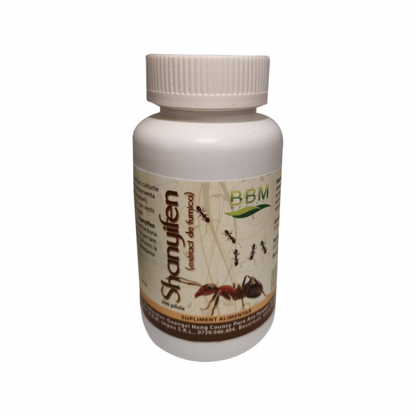 Shanyifen (Extract de Furnica) - 200 pilule [0]