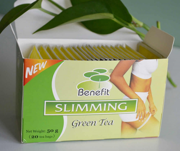Slimming Tea - Ceai de Slabit -20 Pliculete 1