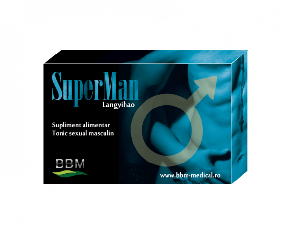 SuperMan Langyihao  - 8 Tablete 0