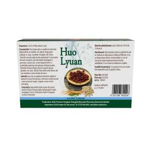 Huo Lyuan - 6 fiole [0]