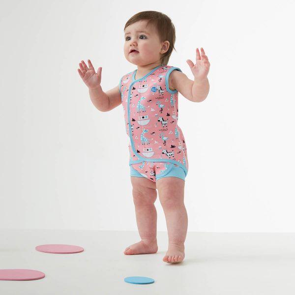 Costum neopren cu velcro bebeluşi - Baby Wrap™ Arca Ninei 3