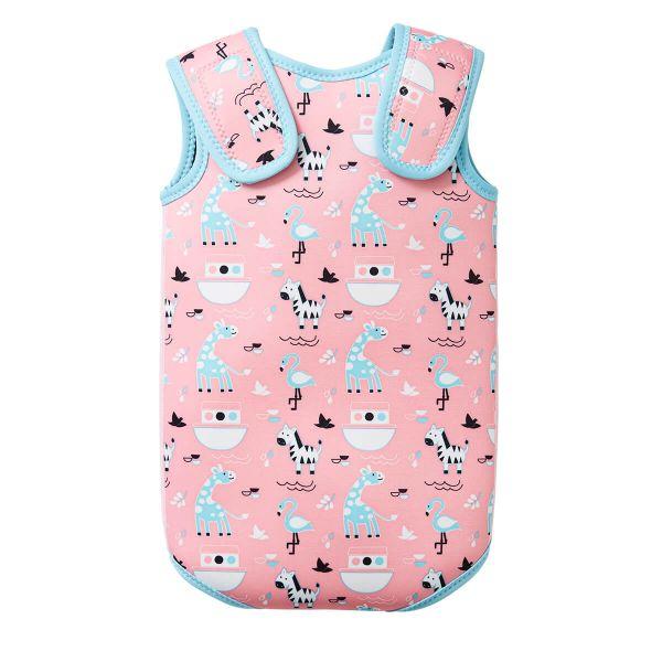 Costum neopren cu velcro bebeluşi - Baby Wrap™ Arca Ninei 1