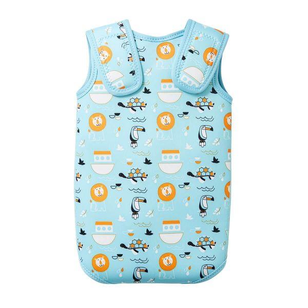 Costum neopren cu velcro bebeluşi - Baby Wrap™ Arca lui Noe 1