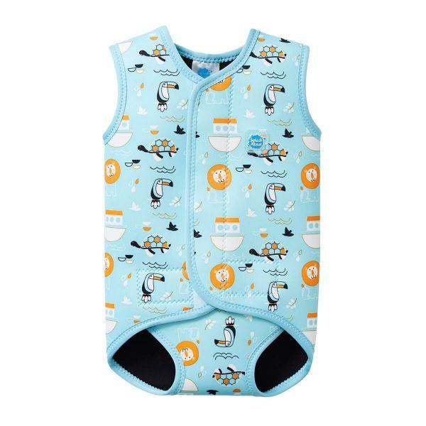 Costum neopren cu velcro bebeluşi - Baby Wrap™ Arca lui Noe 0