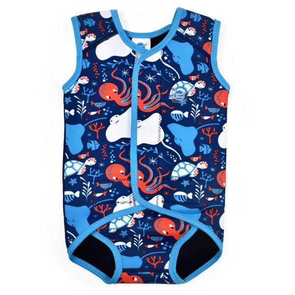 Costum neopren cu velcro bebeluşi - Baby Wrap™ Din Ocean 0