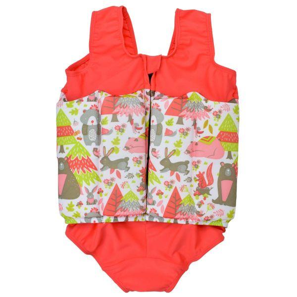 Costum înot plutitor fete - Floatsuit Din Pădure [1]