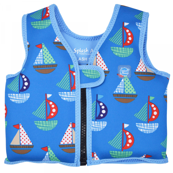 Vestă înot copii - Go Splash Swim Vest Micul Navigator 0