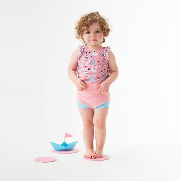 Costum înot/scutec de apă bebeluşi - Happy Nappy™ Arca Ninei 3