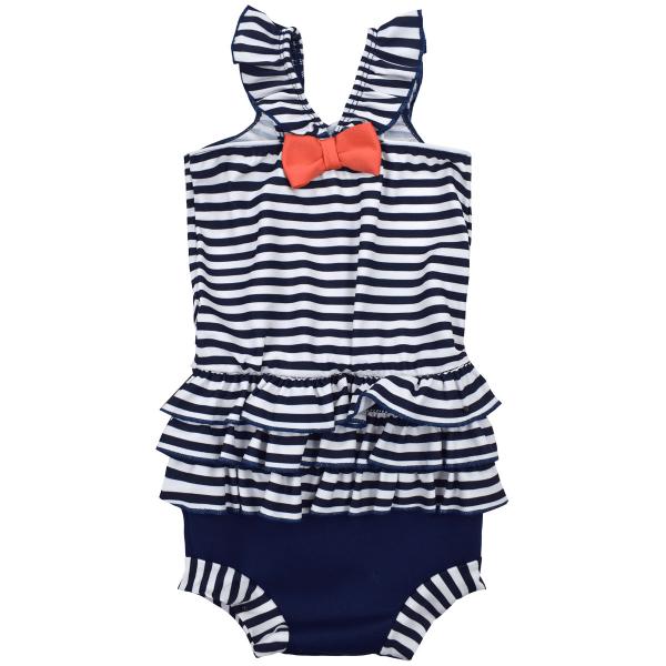 Costum înot/scutec de apă bebeluşi - Happy Nappy™ Nautic 1